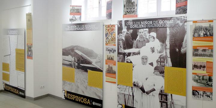 Exposition sur Alfredo Espinosa à Bilbao